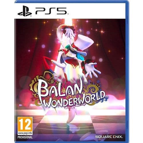 Balan Wonderworld PS5 Game